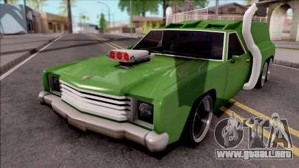 Custom Picador para GTA San Andreas