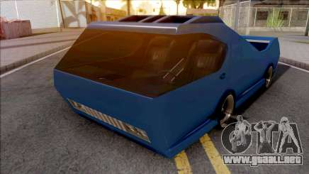 Dodge Deora Blue para GTA San Andreas