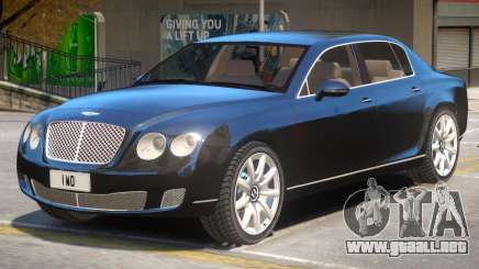 Bentley Continental V1.1 para GTA 4
