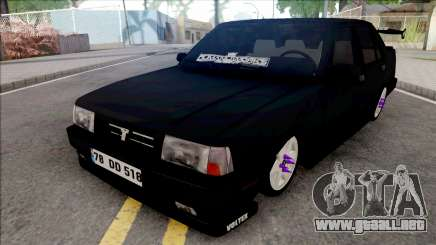 Tofas Dogan SLX v2 para GTA San Andreas