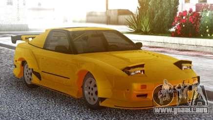 Nissan 240SX un Montón de optimización para GTA San Andreas