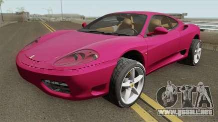 Ferrari 360 Modena 1999 para GTA San Andreas