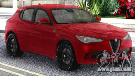 Alfa Romeo Stelvio 2019 para GTA San Andreas