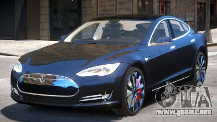 Tesla Model S V1 para GTA 4