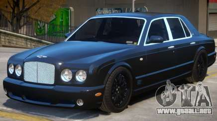 Bentley Arnage Custom V2 para GTA 4