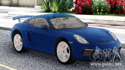Porsche Vorsteiner GT4 VCS 16 para GTA San Andreas