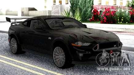 Ford Mustang RTR para GTA San Andreas