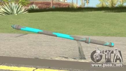 Baton (Marvel Ultimate Alliance 3) para GTA San Andreas