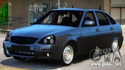 Lada Priora V1.2 para GTA 4