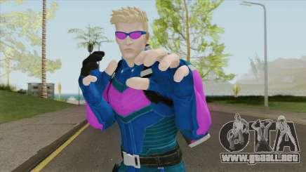 Hawkeye V2 (Marvel Ultimate Alliance 3) para GTA San Andreas