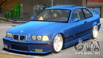 BMW E36 ST V1 para GTA 4