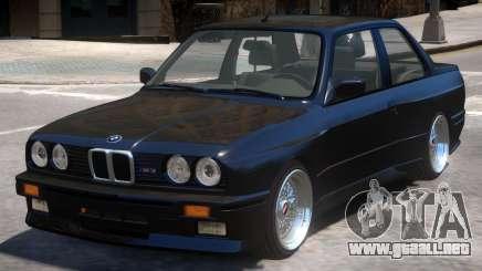 BMW M3 E30 v2.2 para GTA 4