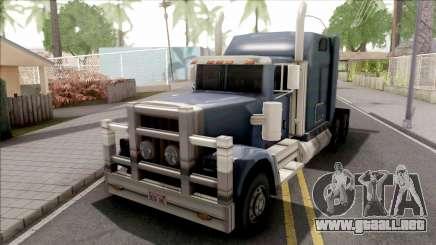 Linerunner Estilo Rutas Mortales para GTA San Andreas