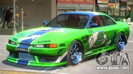 Nissan Silvia PJ3 para GTA 4