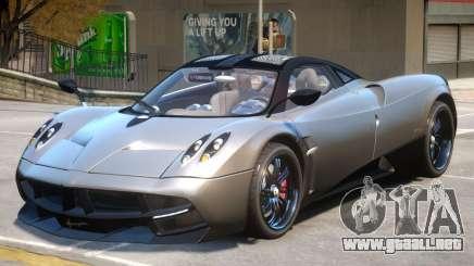 Pagani Huayra V2 para GTA 4