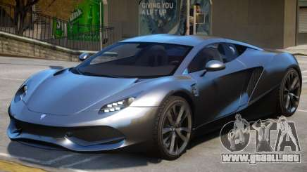 Arrinera Hussarya V2 para GTA 4