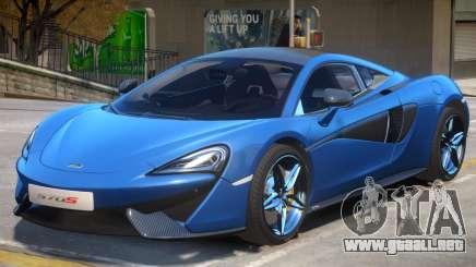 McLaren 570S R2 para GTA 4