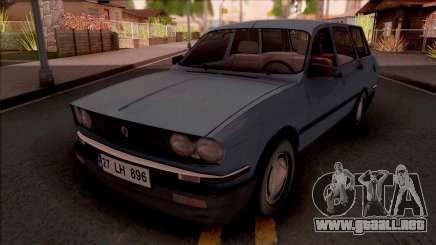 Renault 12 Toros Modu para GTA San Andreas