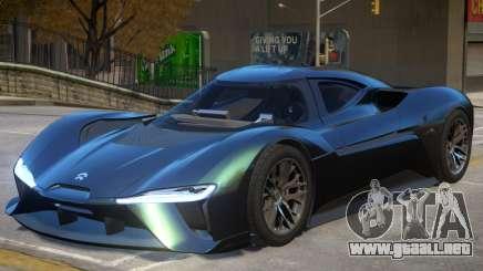 2017 NIO ep9 para GTA 4