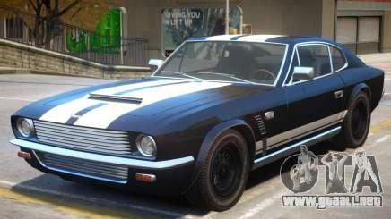 Dewbauchee Rapid GT PJ2 para GTA 4