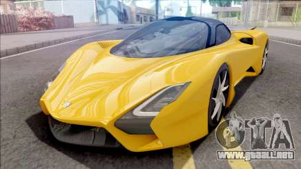 SSC Tuatara 2019 para GTA San Andreas