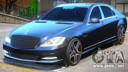 Mercedes Benz S7.0 AMG para GTA 4