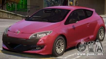 Renault Sport Mégane R. S. (NFS World) para GTA 4