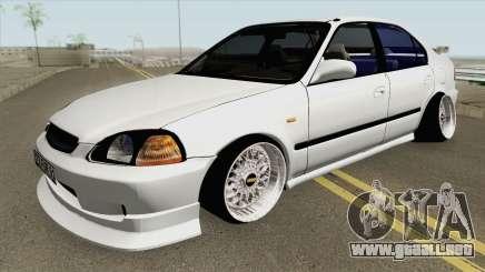 Honda Civic (Ies) para GTA San Andreas