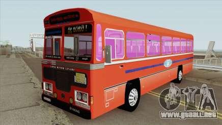 Diyawannawa Express SLTB Bandarawela para GTA San Andreas