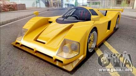 GTA V Annis S80RR IVF para GTA San Andreas