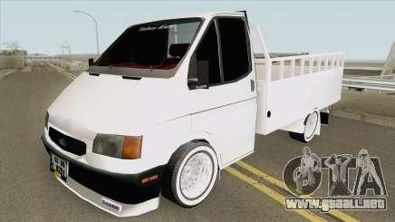 Ford Transit (World The Best) para GTA San Andreas