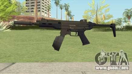 Hawk And Little SMG (With Silenced V2) GTA V para GTA San Andreas