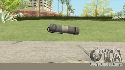 Pipe Bomb From GTA V para GTA San Andreas