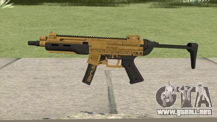 SMG Base V1 (Luxury Finish) GTA V para GTA San Andreas