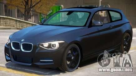 BMW 135i V2 para GTA 4