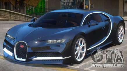 2017 Bugatti Chiron v1.2 para GTA 4