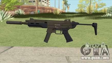 Hawk And Little SMG (With Silenced V1) GTA V para GTA San Andreas