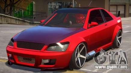 Sultan RS Lights para GTA 4