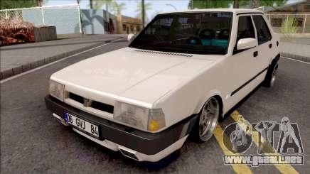 Tofas Dogan SLX White para GTA San Andreas