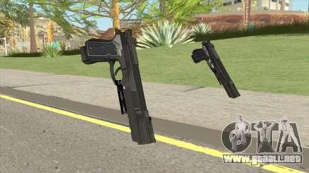 Samurai Edge Handgun (Resident Evil) para GTA San Andreas
