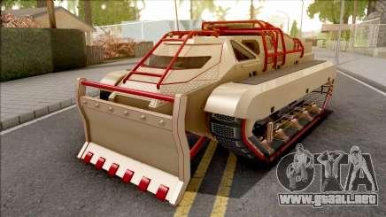GTA V HVY Scarab FS IVF para GTA San Andreas