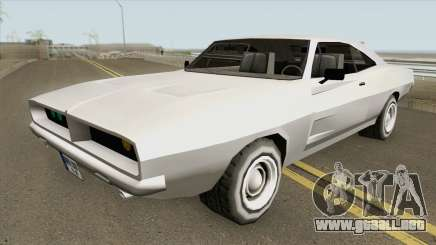 Dodge Charger (Tunable) IVF para GTA San Andreas
