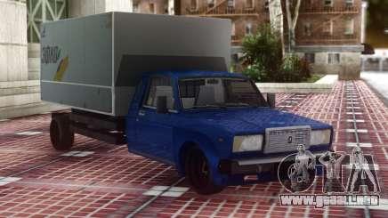 2107 Camión para GTA San Andreas