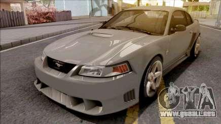 Saleen S281 2000 Grey para GTA San Andreas