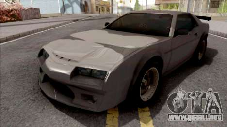 FlatOut Daytana para GTA San Andreas