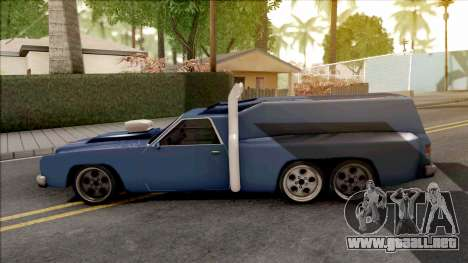 Custom Picador v2 para GTA San Andreas