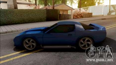 FlatOut Daytana Custom v2 para GTA San Andreas