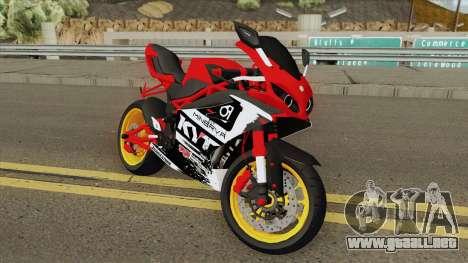 Minerva Megelli 250 para GTA San Andreas