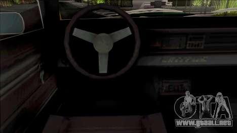 FlatOut Lentus Custom para GTA San Andreas