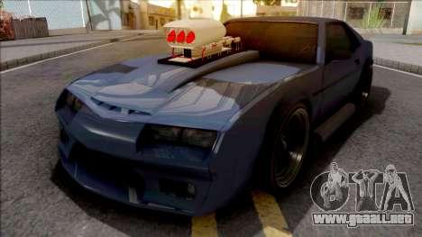 FlatOut Daytana Custom para GTA San Andreas